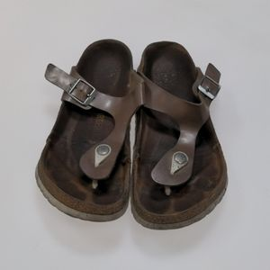 Birkenstock Purple Sandals Size 38